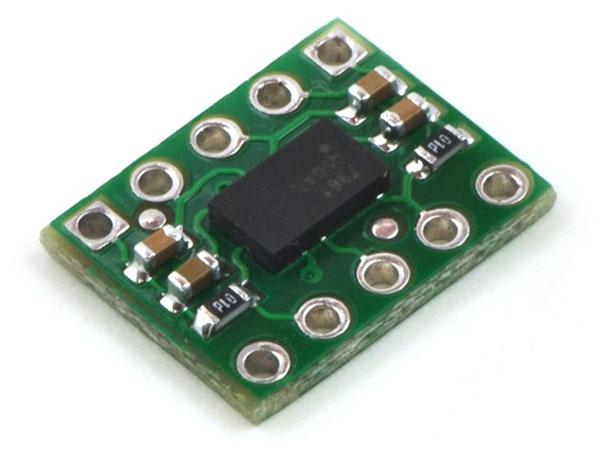Pololu 1247 - Accéléromètre à 3 axes - Monté sur une Plaque - ± 3G / ± 11G - MMA7341L