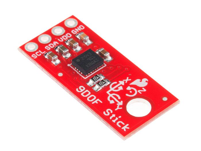 Sparkfun SEN-13944 - Module IMU STICK 9 DOF