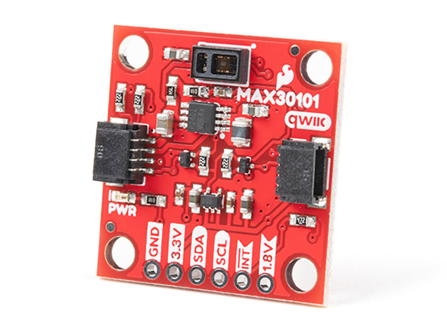 Sparkfun MAX30105 - Heart Rate, particle detection, blinking eye Sensor - SEN-14045