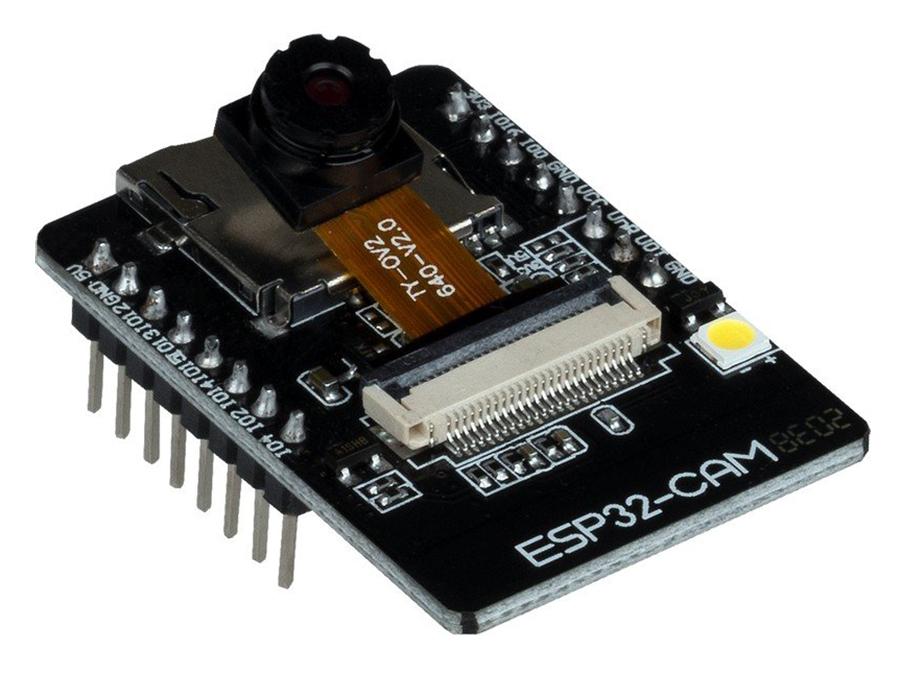 jOY-it ESP32 Cam - Módulo Cámara ESP32 por SPI - I²C - UART - PWM - SBC-ESP32-Cam