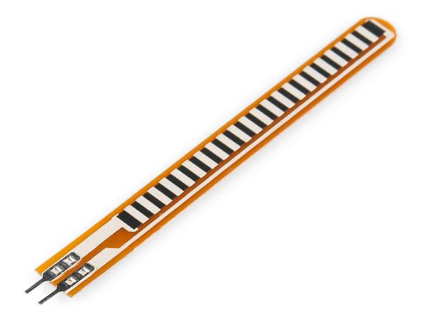 Sparkfun SEN-10264 - Sensor de Flexibilidad Resistivo - 55MM - FS-L-0055-253-ST