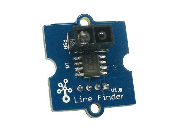 Line Finder Sensor Module - Plug and play