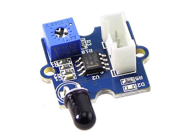 Détecteur de flamme - Plug and Play
