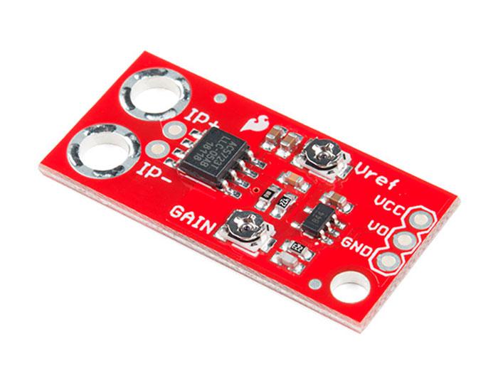 Sparkfun ACS723 - Sensor de Corrente 5 A