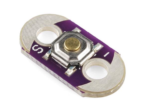 Sparkfun DEV-08776 - Lilypad Pulsador