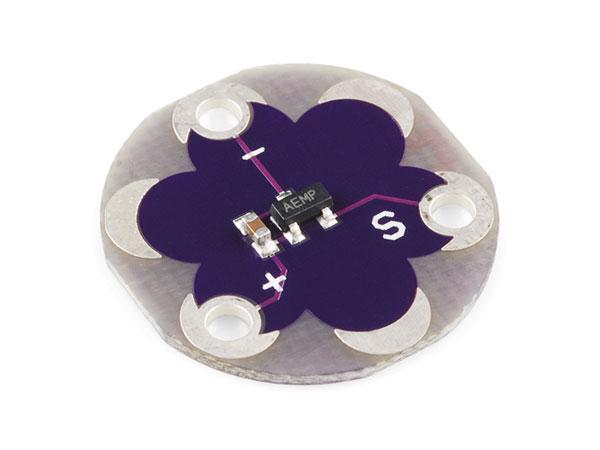 Sparkfun MCP9700 - Lilypad Sensor de Temperatura