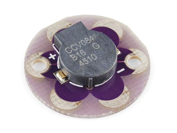 Sparkfun DEV-08463 - LILYPAD - Buzzer
