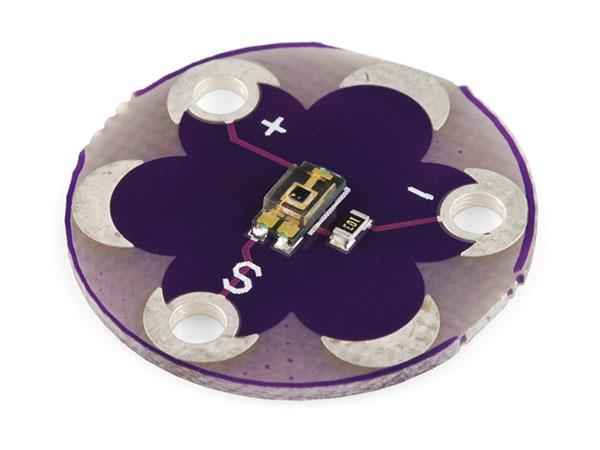 Sparkfun DEV-08464 - LILYPAD - Light Sensor