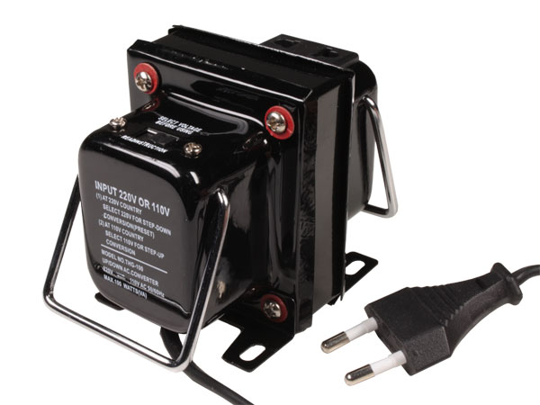 Autotransformador Reversível - 220/110 V - 1000 VA