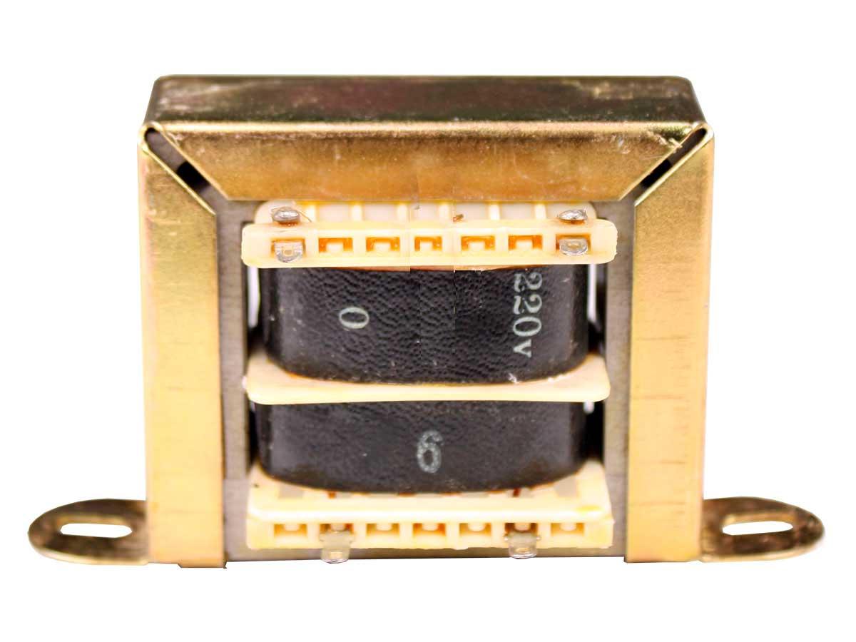 Transformateur Chassis Ouvert - 6 V - 12 VA - 2,00 A - HR-C4821021-00