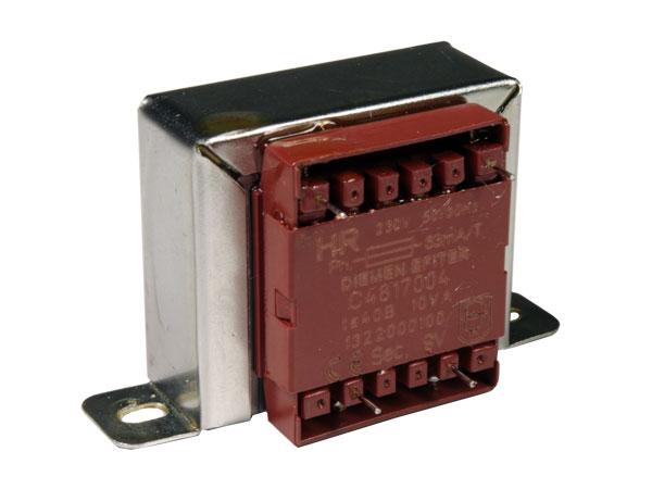 Transformador Chassi Aberto - 9 V + 9 V - 10 VA - 2 x 555 mA - HR-C4817025