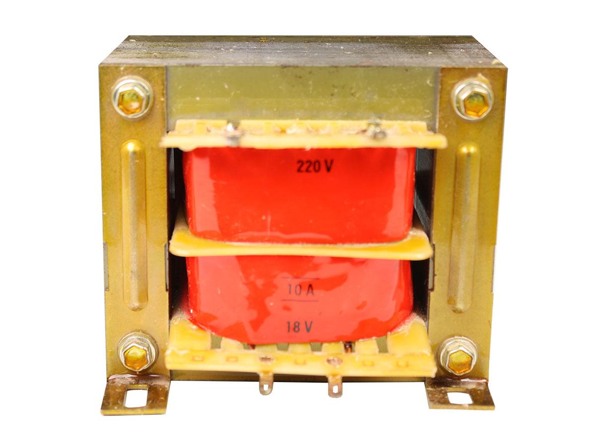 Orbi Eléctrica 180VA - Open Frame Transformer - 18 V - 180 VA - 10 A - SA18181