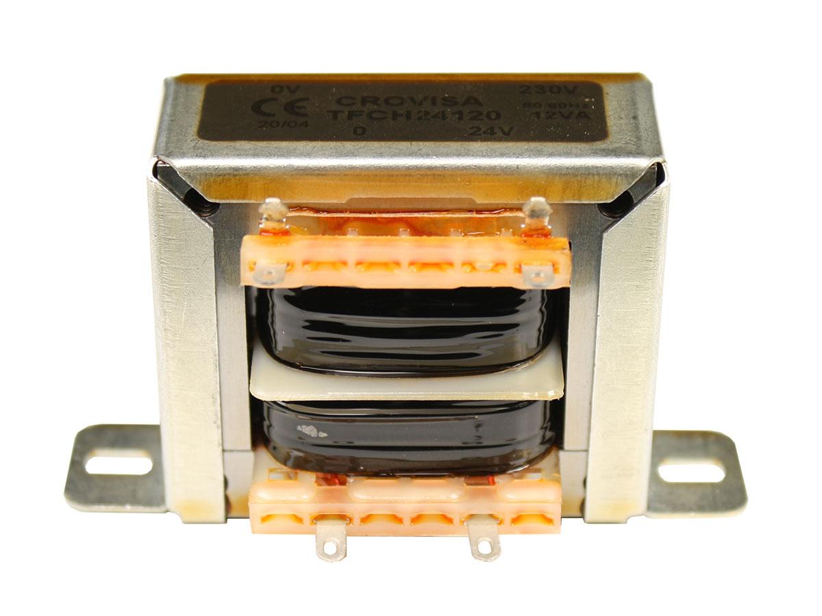 Open Frame Transformer - 24 V - 12 VA - 500 mA