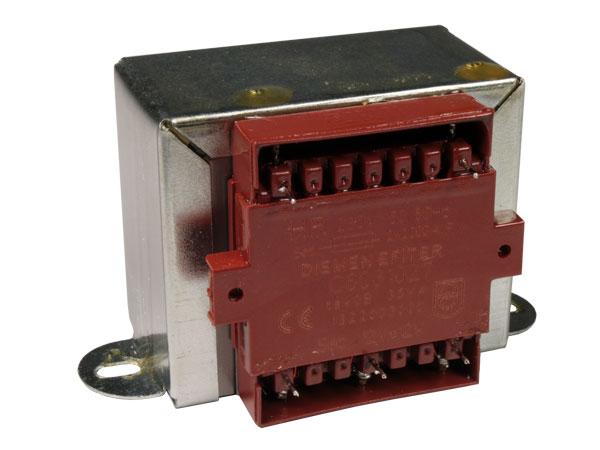 Transformador Chassi Aberto - 6 V + 6 V - 35 VA - 2 x 2,92 A - HR-C6031021