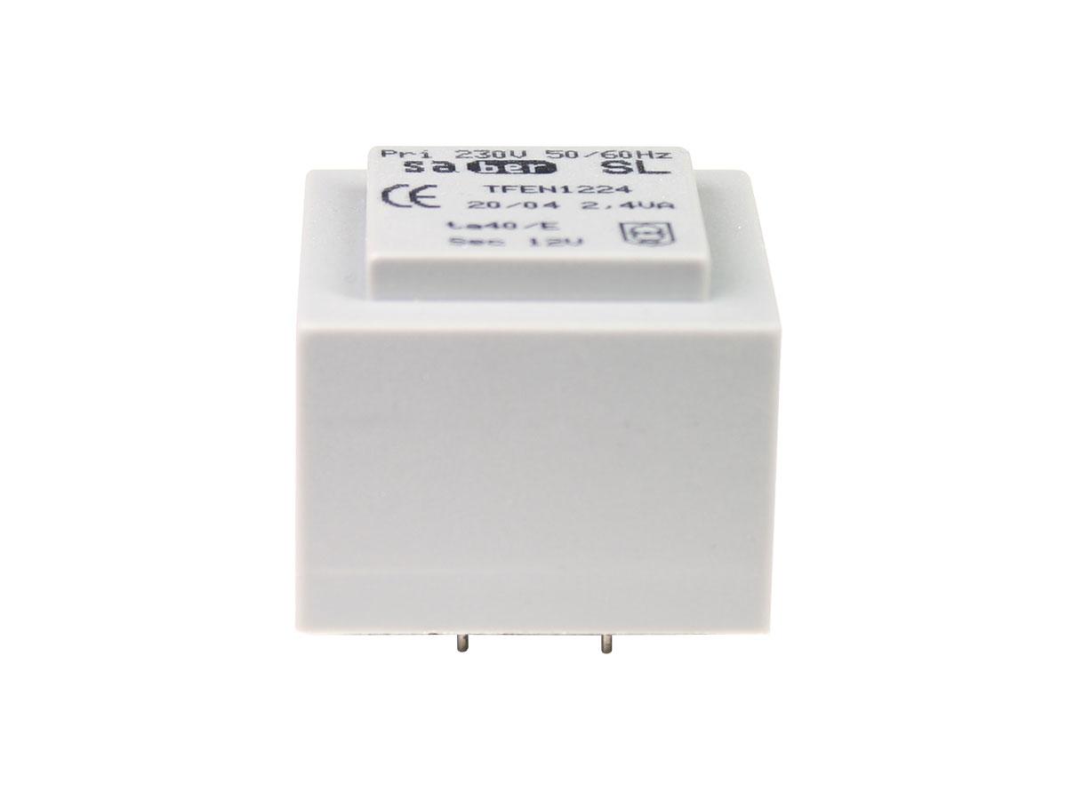 Transformador Encapsulado - 12 V - 2,4 VA - 200 mA