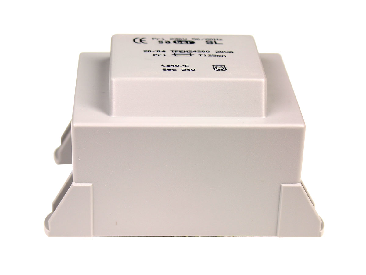 Encapsulated Transformer - 24 V - 20 VA - 0.83 A - E6021012