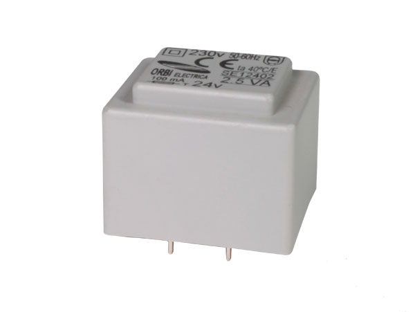 Encapsulated Transformer - 24 V - 2.4 VA - 100 mA