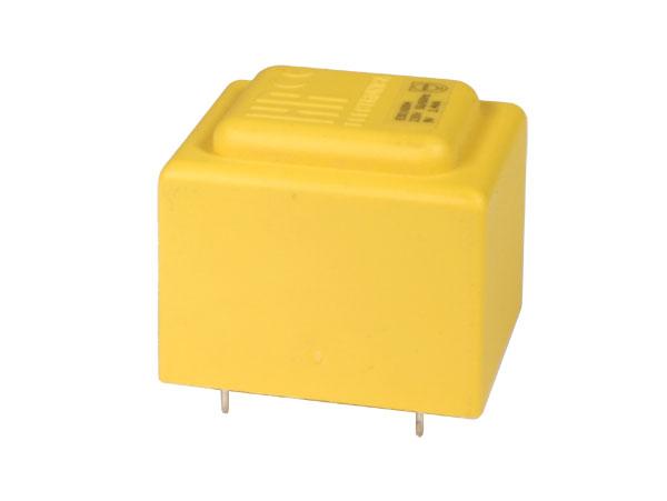 Transformador Encapsulado - 7,5 V - 2,4 VA - 320 mA - HR-E3016002-00