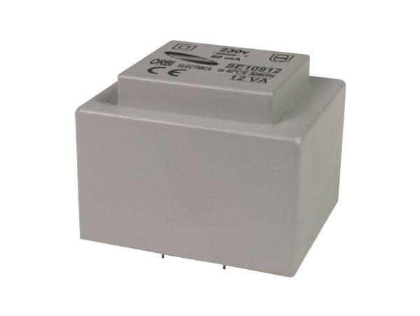 Transformador Encapsulado - 9 V - 6 VA - 666 mA - HR-E421504-00