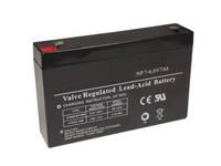 7,2-6 - Bateria Chumbo 6 V - 7 Ah