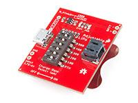 Sparkfun Adjustable LiPo Charge - Carregador de Bateria de Litio Ajustável - PRT-14380