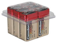 Camelion 6LR61 - Pila Alcalina 9 V