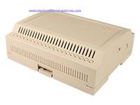Caja Carril DIN 24 Conexiones 116 x 100 x 41 mm - 23-119