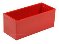 Teko Potting Storage - Caja para Rellenar en ABS - 52 x 22 x 21 mm - L50.24