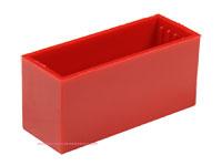 Teko Potting Storage - Caja para Rellenar en ABS - 40 x 15 x19 mm - S38.24