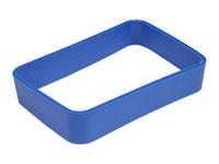 Teko WITEK - Rectangular Ring for Teko Witek WK-2 Series - 80 x 56 x 15mm - Blue - RWK-2.12
