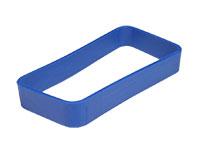 Teko WITEK - Rectangular Ring for Teko Witek WK-3 Series - 90 x 46 x 13 mm - Blue - RWK-3.12