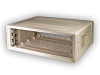 "Retex Serie 190 - 19"" Rack Enclosure - 3U F400 - 32190003"