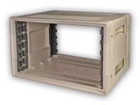 "Retex Serie 190 - 19"" Rack Enclosure - 6U F400 - 32190006"