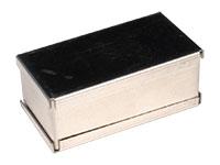 Teko MINI - Caixa de proteção RF de aço estanhado - 54 x 29 x 21mm - 402.16