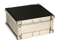Teko 27 - Caixa de proteção RF de aço estanhado - 54 x 50 x 26 mm - 271.16