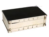 Teko 27 - Caixa de proteção RF de aço estanhado - 83 x 50 x 26 mm - 272.16