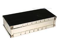 Teko 27 - Caixa de proteção RF de aço estanhado - 106 x 50 x 26 mm - 273.16