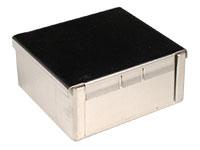 Teko 37 - Caixa de proteção RF de aço estanhado - 54 x 50 x 26 mm - 371.16