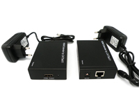 Extendeur HDMI - Cat. 5E - Cat. 6 (RJ45) - 120 m - 02-1250