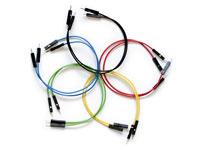 Juego 10 Cables Macho - Macho de Varios Colores - PRT-08431