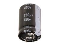 Radial Electrolytic Capacitor 150 µF - 450 V - 105°C
