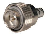 7/16 DIN Male Connector - 50 Ohms