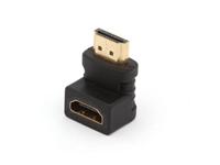 HDMI Male to HDMI Female 90° - 90° HDMI Adapter