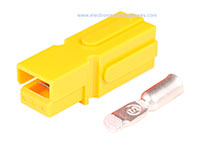 Conetor do Tipo Anderson® Powerpole® PP120 - Amarelo - AWG4