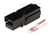 Conetor do Tipo Anderson® Powerpole® PP120 - Vermelho - AWG4