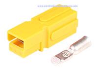 Conetor do Tipo Anderson® Powerpole® PP180 - Amarelo - AWG2