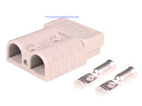 Conetor do Tipo Anderson® SB350 - Cinza - AWG2-0