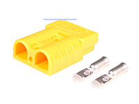 Conetor do Tipo Anderson® SB50 Tipo - Amarelo - AWG8