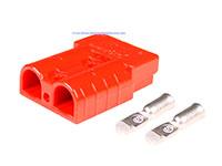 Conetor do Tipo Anderson® SB50 Tipo - Vermelho - AWG8