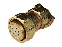 FHR20C7 - Connecteur Circulaire Taille 20 Femelle Fiche Droite 7 Pôles - 920627ES